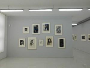 Blick in die Ausstellung. Foto von Artsplash