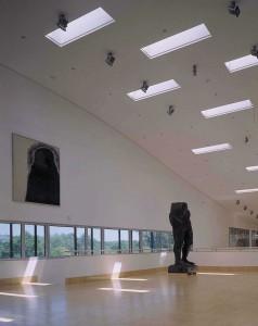 Essl Museum, Großer Saal © 2000 by C. Richters
