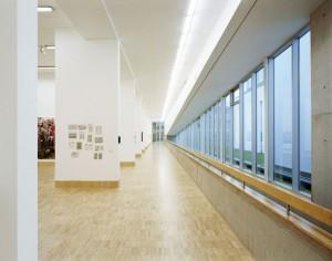 Essl Museum, Ausstellungshalle, 2014, © Stefan Oláh