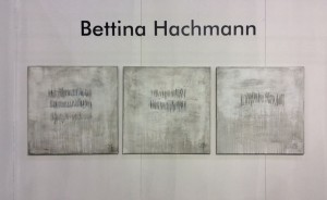 Bettina Hachmann (Duo Galerie B. Bentler aus Bonn)