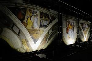 Sibyllen und Propheten (© Fotodienst der vatikanischen Museen/ Vatikanischen Museen)