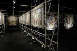 Wandgemälde (© Fotodienst der vatikanischen Museen/ Vatikanischen Museen)