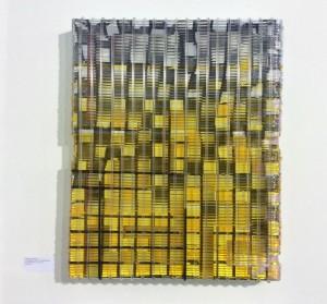 Robert Gschwantner, De Ijsseloog Pupil, 2014 (5.500 €) von der Galerie ARTMark aus Wien
