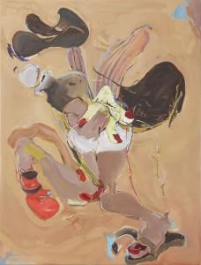Stefanie Heinze, Cow Querl, 2016, Copyright Stefanie Heinze, Galerie Tobias Naehring
